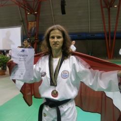 13. Pasaules Nedzirdīgo čempionāts cīņas mākslā Tulūzā, Francijā