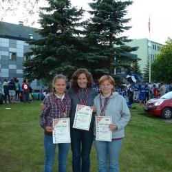 Latvijas Nedzirdīgo čempionāts orientēšanās sportā