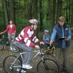 LNSF balvas izcīņa velokrosā