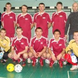 Rīgas telpu futbola čempionāts 2008./2009.gada sezonā (starp dzirdīgajiem)